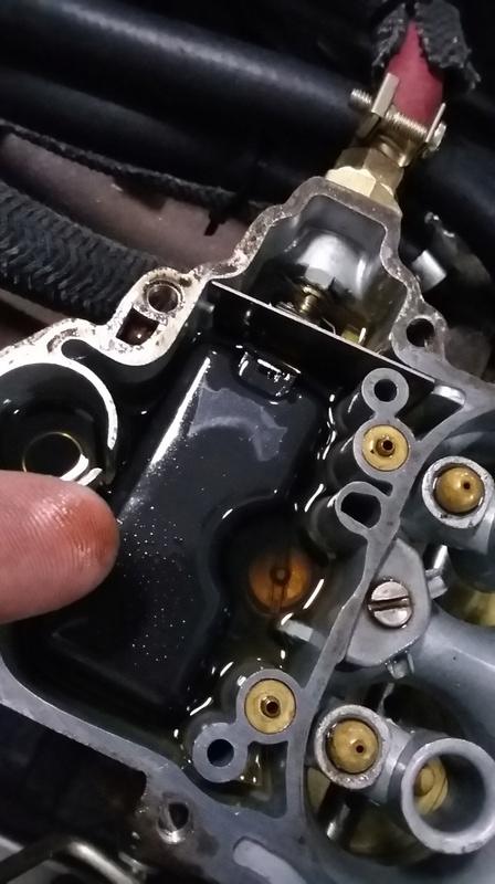 Junta Carburador 446 dissolvendo? 20171211