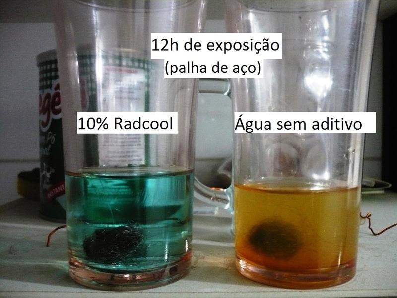 Testes de corrosão - agua x aditivo A_12h_10