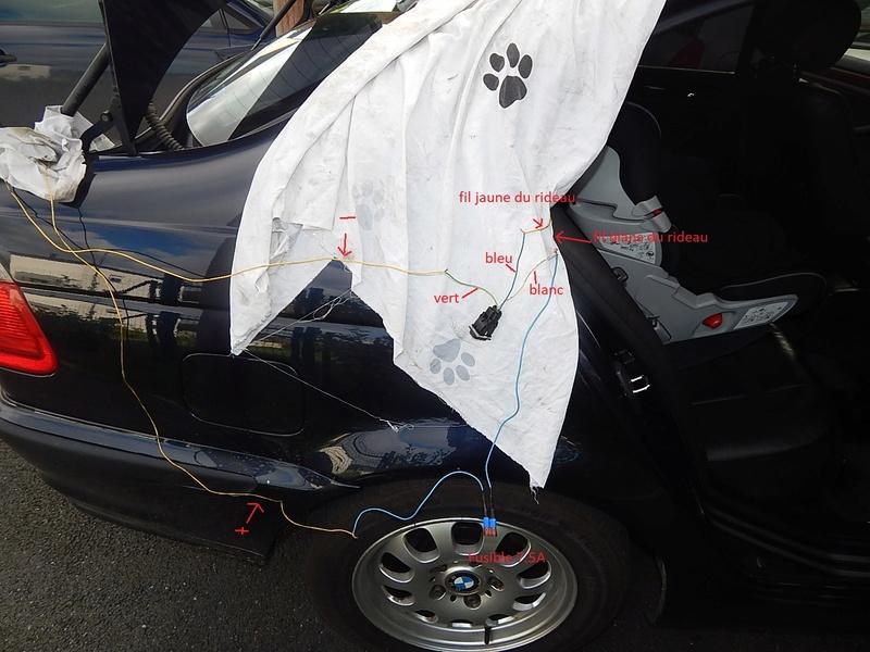 [ BMW E46 ] Besoin d'aide pour branchement store électrique (résolu) Dscn5710