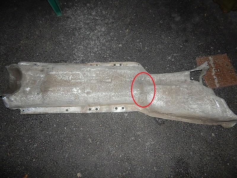 [ BMW e46 320d M47 an 2001 ] Ligne échappement touche la transmission (résolu) Dscn6331