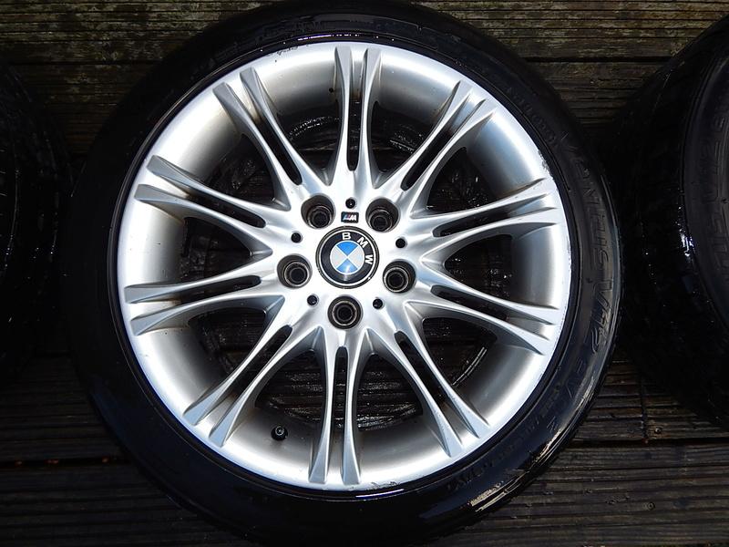 Avis sur jantes alu BMW M (résolu) Dscn6521