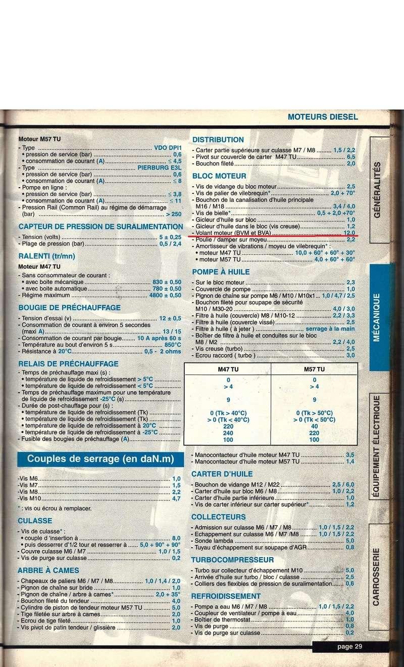 [ BMW E46 320d M47 an 2001 ] Claquement boite vitesse (résolu) - Page 2 Image_10
