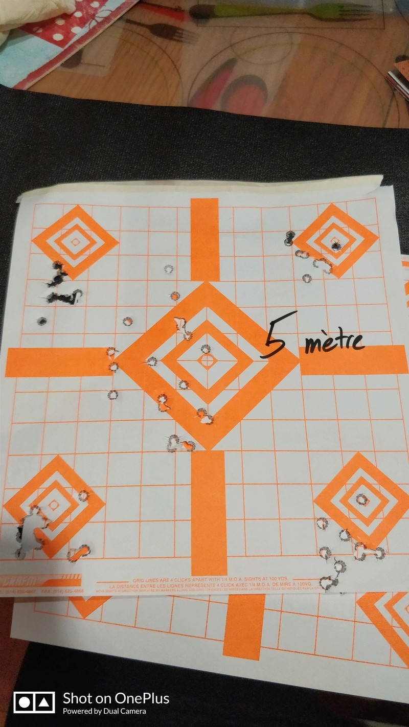 Walther PPQ Q5 match Cible_11