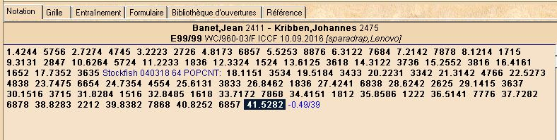 2nd Chess 960 European Team Cup - Finale commencée avec 24 joueurs sur 4échiquiers  Cb910