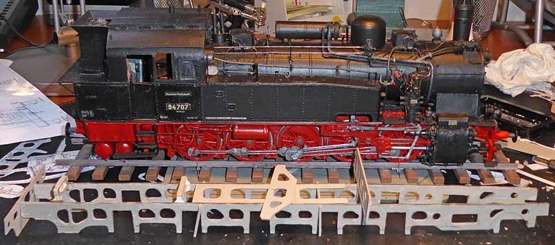 Baureihe 44 in Scratch - 1:35 Br44x015