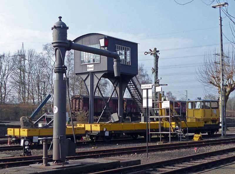 Meine Besuche im Eisenbahnmuseum Bochum-Dahlhausen - Sammelbeitrag Dahl0010