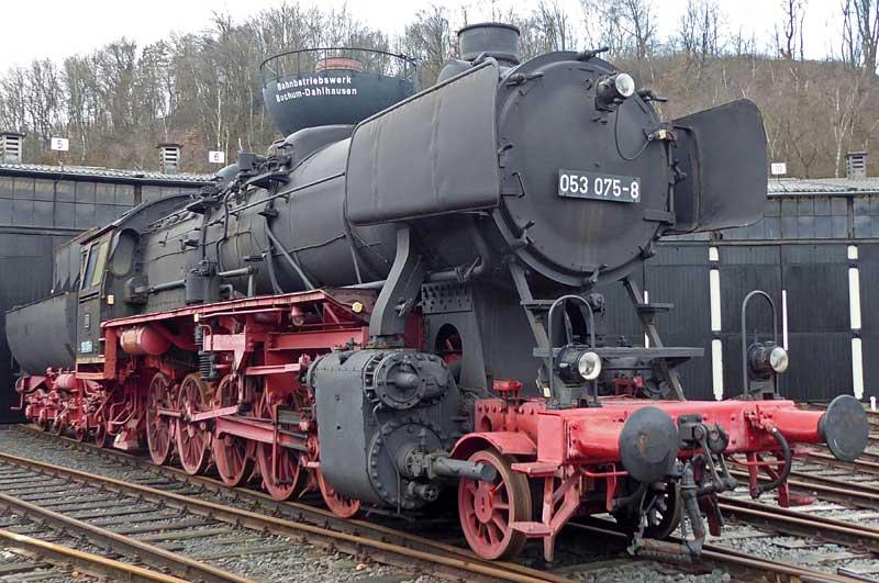 Meine Besuche im Eisenbahnmuseum Bochum-Dahlhausen - Sammelbeitrag Dahl0011