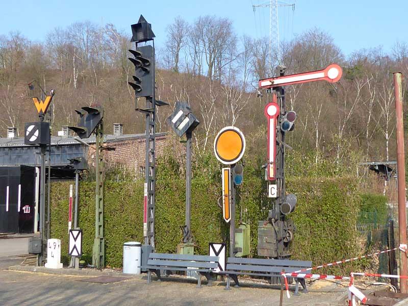 Meine Besuche im Eisenbahnmuseum Bochum-Dahlhausen - Sammelbeitrag Dahl0012