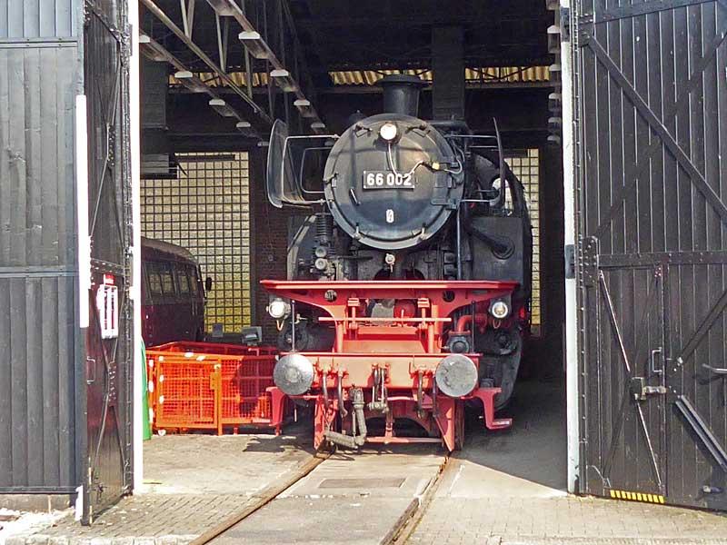 Meine Besuche im Eisenbahnmuseum Bochum-Dahlhausen - Sammelbeitrag Dahl0013