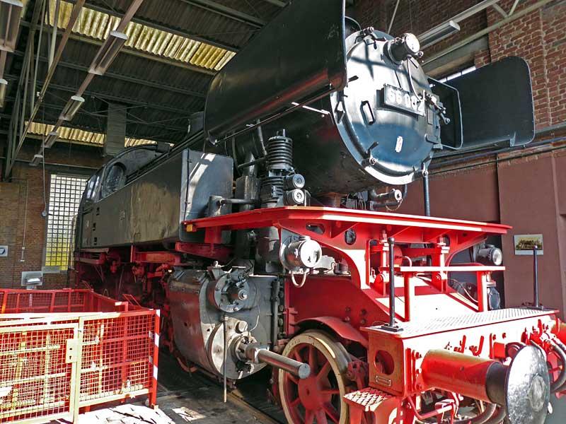 Meine Besuche im Eisenbahnmuseum Bochum-Dahlhausen - Sammelbeitrag Dahl0014
