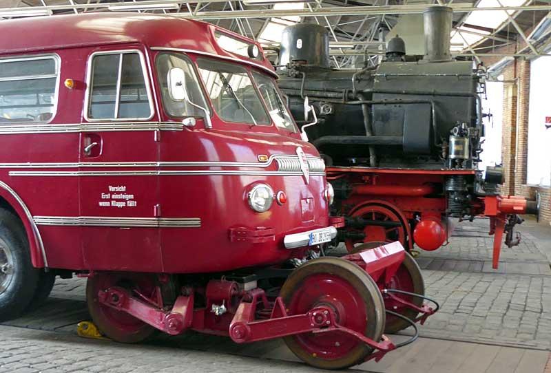 Meine Besuche im Eisenbahnmuseum Bochum-Dahlhausen - Sammelbeitrag Dahl0015