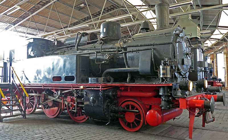 Meine Besuche im Eisenbahnmuseum Bochum-Dahlhausen - Sammelbeitrag Dahl0017