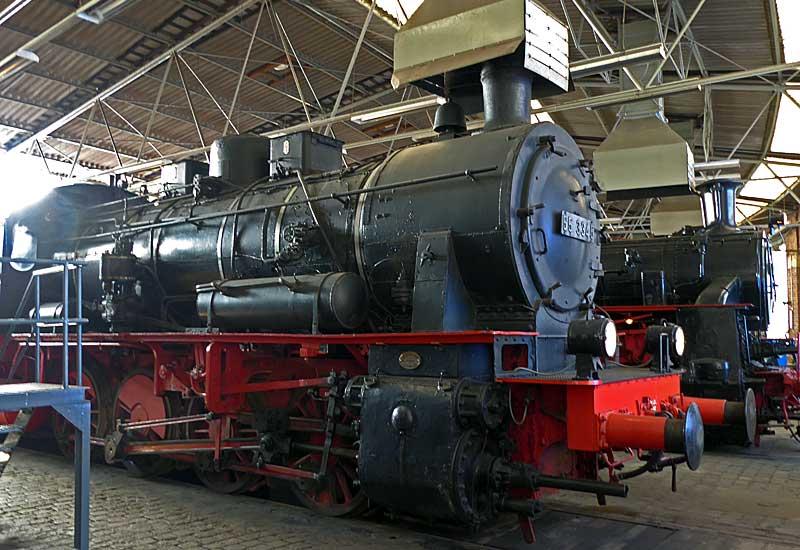 Meine Besuche im Eisenbahnmuseum Bochum-Dahlhausen - Sammelbeitrag Dahl0110