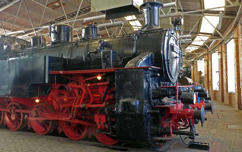 Meine Besuche im Eisenbahnmuseum Bochum-Dahlhausen - Sammelbeitrag Dahl0111