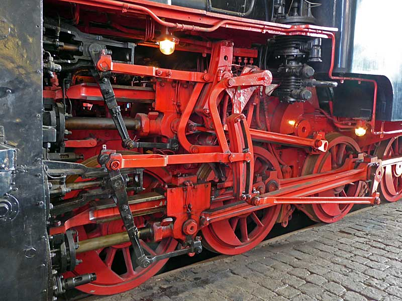 Meine Besuche im Eisenbahnmuseum Bochum-Dahlhausen - Sammelbeitrag Dahl0113