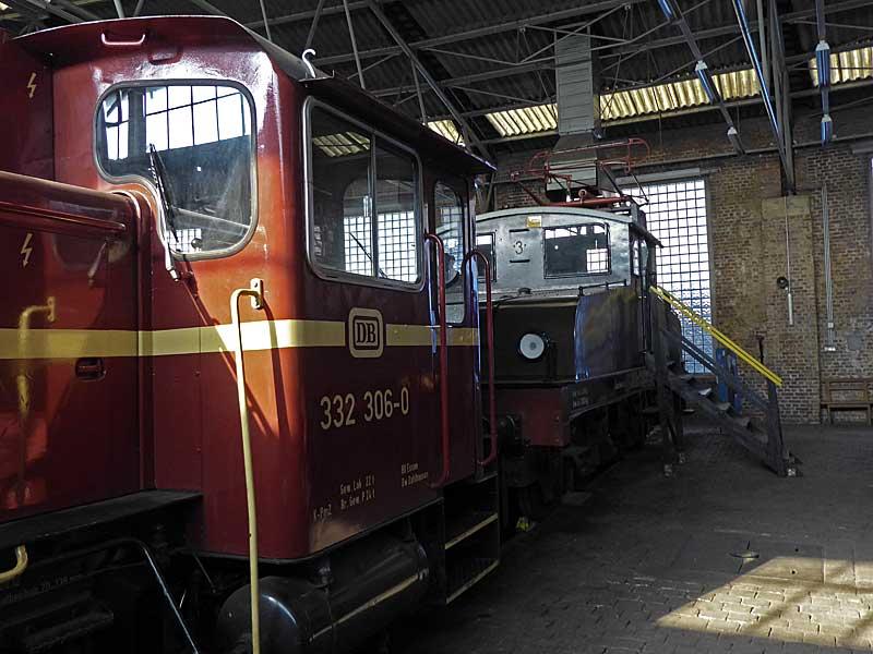 Meine Besuche im Eisenbahnmuseum Bochum-Dahlhausen - Sammelbeitrag Dahl0114
