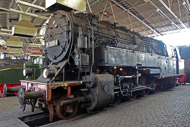 Meine Besuche im Eisenbahnmuseum Bochum-Dahlhausen - Sammelbeitrag Dahl0115