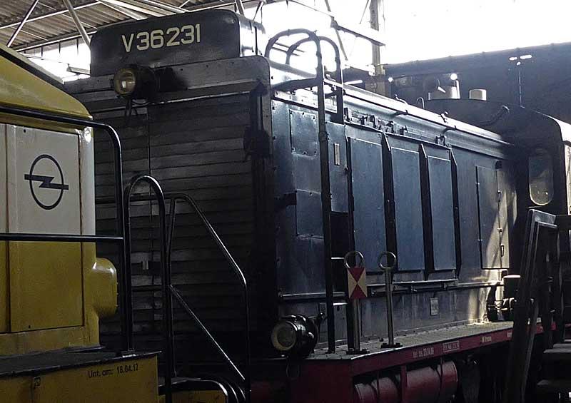 Meine Besuche im Eisenbahnmuseum Bochum-Dahlhausen - Sammelbeitrag Dahl0116