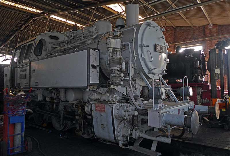Meine Besuche im Eisenbahnmuseum Bochum-Dahlhausen - Sammelbeitrag Dahl0119