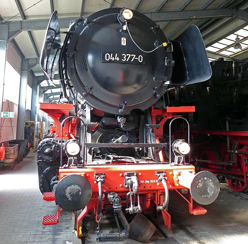 Meine Besuche im Eisenbahnmuseum Bochum-Dahlhausen - Sammelbeitrag Dahl0220