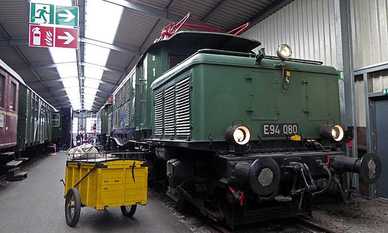 Meine Besuche im Eisenbahnmuseum Bochum-Dahlhausen - Sammelbeitrag Dahl0222