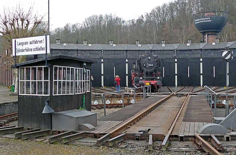Meine Besuche im Eisenbahnmuseum Bochum-Dahlhausen - Sammelbeitrag Dahl0225