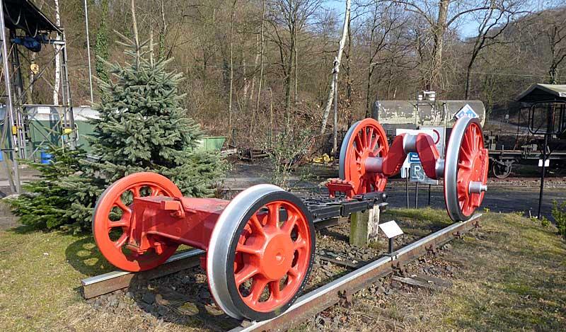 Meine Besuche im Eisenbahnmuseum Bochum-Dahlhausen - Sammelbeitrag Dahl0226