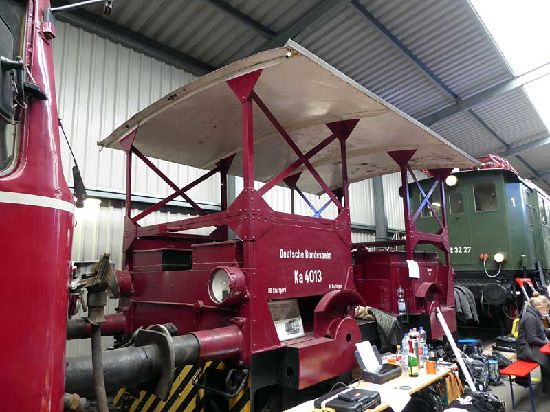 Meine Besuche im Eisenbahnmuseum Bochum-Dahlhausen - Sammelbeitrag Dahl0312