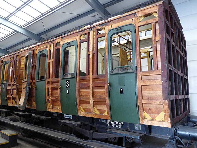Meine Besuche im Eisenbahnmuseum Bochum-Dahlhausen - Sammelbeitrag Dahl0313