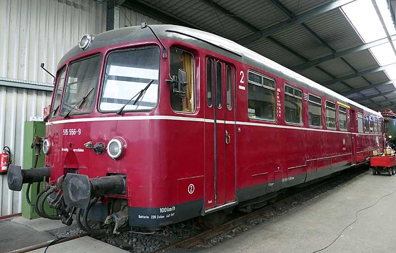 Meine Besuche im Eisenbahnmuseum Bochum-Dahlhausen - Sammelbeitrag Dahl0314