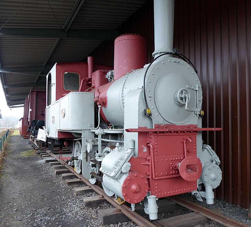 Meine Besuche im Eisenbahnmuseum Bochum-Dahlhausen - Sammelbeitrag Dahl0315