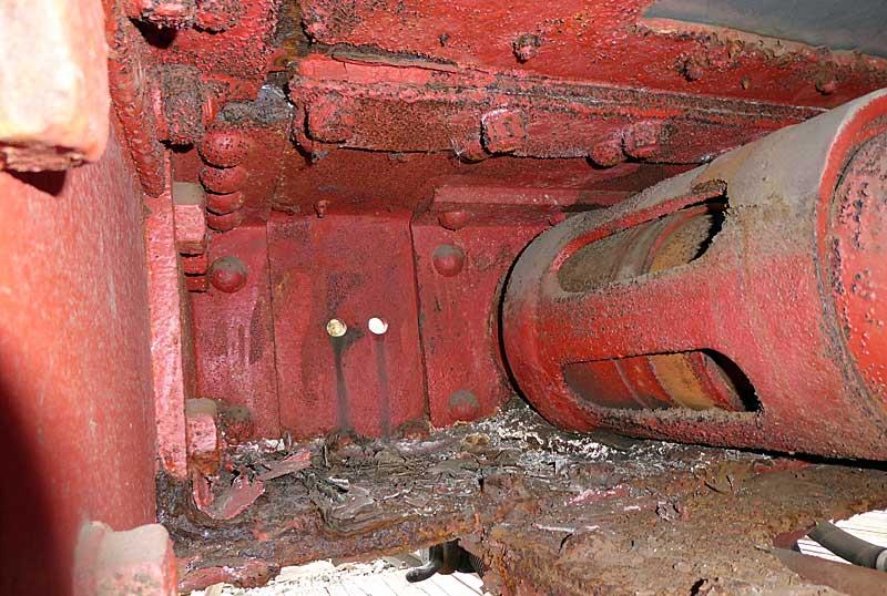 Meine Besuche im Eisenbahnmuseum Bochum-Dahlhausen - Sammelbeitrag Dahl0316