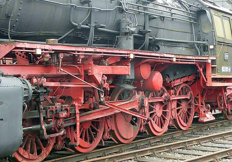 Meine Besuche im Eisenbahnmuseum Bochum-Dahlhausen - Sammelbeitrag Dahl0318