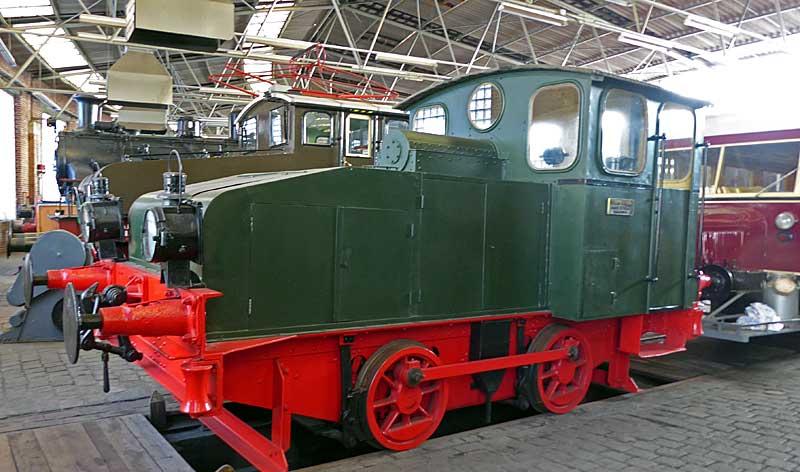 Meine Besuche im Eisenbahnmuseum Bochum-Dahlhausen - Sammelbeitrag Dahl0319