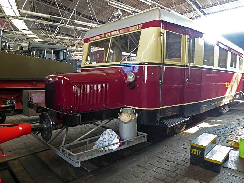 Meine Besuche im Eisenbahnmuseum Bochum-Dahlhausen - Sammelbeitrag Dahl0320