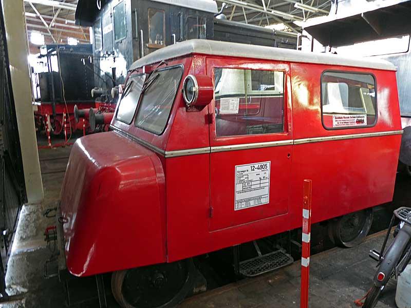 Meine Besuche im Eisenbahnmuseum Bochum-Dahlhausen - Sammelbeitrag Dahl0410
