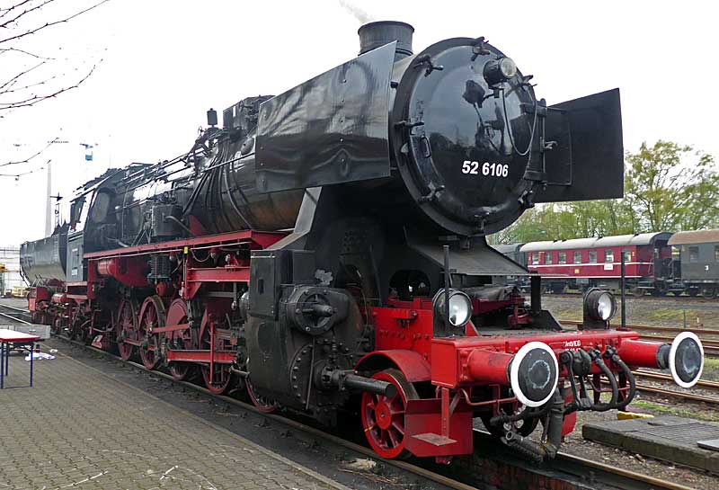 Meine Besuche im Eisenbahnmuseum Bochum-Dahlhausen - Sammelbeitrag Dahl0510