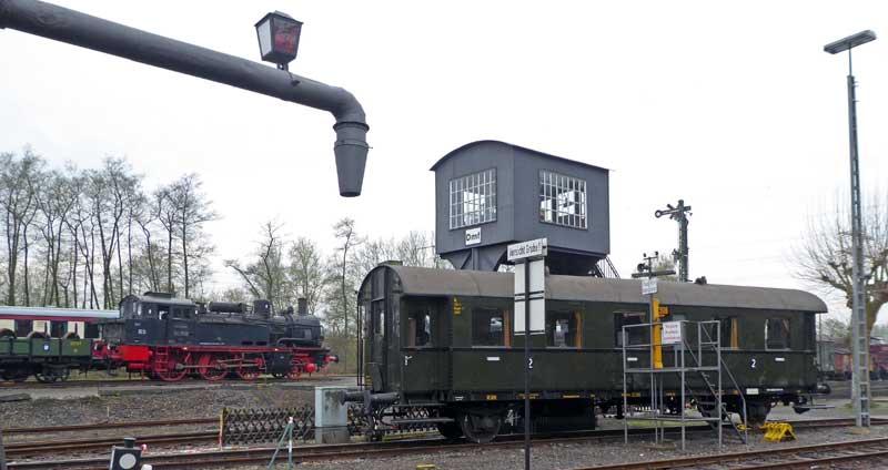 Meine Besuche im Eisenbahnmuseum Bochum-Dahlhausen - Sammelbeitrag Dahl0511