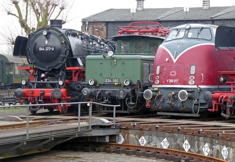 Meine Besuche im Eisenbahnmuseum Bochum-Dahlhausen - Sammelbeitrag Dahl0512