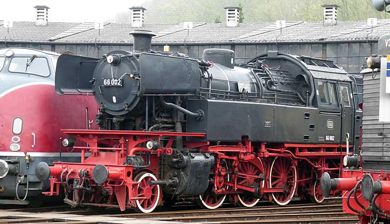 Meine Besuche im Eisenbahnmuseum Bochum-Dahlhausen - Sammelbeitrag Dahl0513