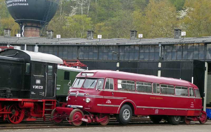 Meine Besuche im Eisenbahnmuseum Bochum-Dahlhausen - Sammelbeitrag Dahl0514