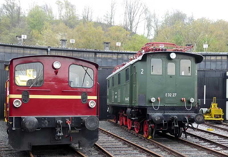 Meine Besuche im Eisenbahnmuseum Bochum-Dahlhausen - Sammelbeitrag Dahl0515
