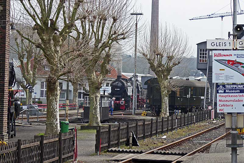 Meine Besuche im Eisenbahnmuseum Bochum-Dahlhausen - Sammelbeitrag Dahl0516