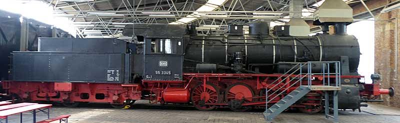 Meine Besuche im Eisenbahnmuseum Bochum-Dahlhausen - Sammelbeitrag Dahl0518