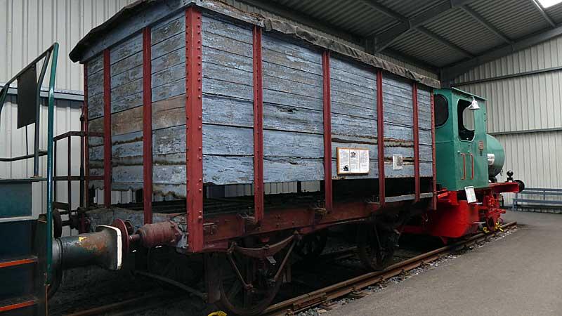 Meine Besuche im Eisenbahnmuseum Bochum-Dahlhausen - Sammelbeitrag Dahl0519