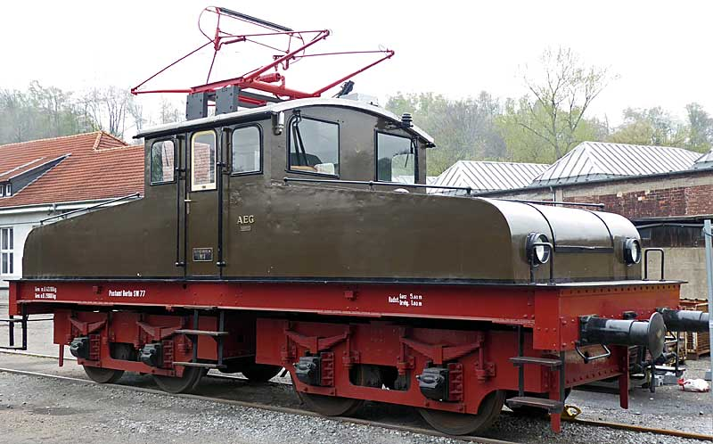 Meine Besuche im Eisenbahnmuseum Bochum-Dahlhausen - Sammelbeitrag Dahl0610