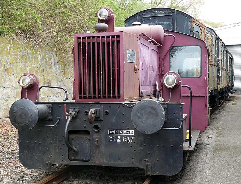 Meine Besuche im Eisenbahnmuseum Bochum-Dahlhausen - Sammelbeitrag Dahl0611