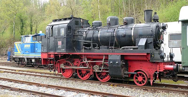 Meine Besuche im Eisenbahnmuseum Bochum-Dahlhausen - Sammelbeitrag Dahl0612