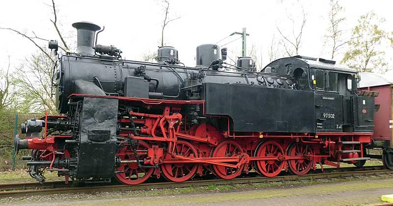 Meine Besuche im Eisenbahnmuseum Bochum-Dahlhausen - Sammelbeitrag Dahl0614