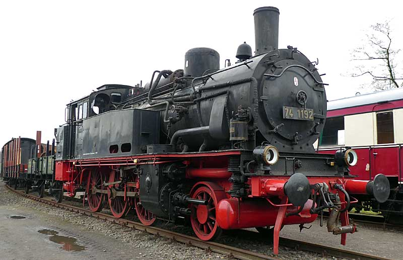 Meine Besuche im Eisenbahnmuseum Bochum-Dahlhausen - Sammelbeitrag Dahl0615